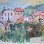 Case di Tambruz - acquerello (2)
