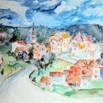Civit - acquerello