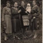 Mamma e tre sorelle