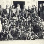 Gruppo - primi anni '50